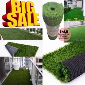 Pemborong rumput tiruan murah : artificial grass