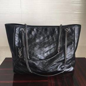 YSL Niki shopping tote bag
