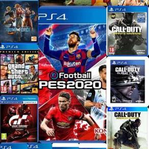 PlayStation 4 Game (Many Choices)