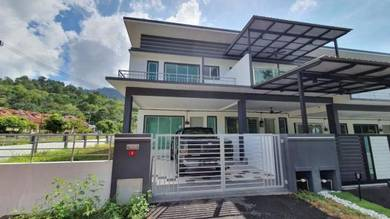 Corner Lot Double Storey Terrace At Taman Jana Jaya 3