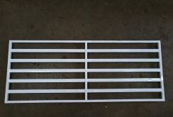 Grill Tingkap 2panel Refurbished