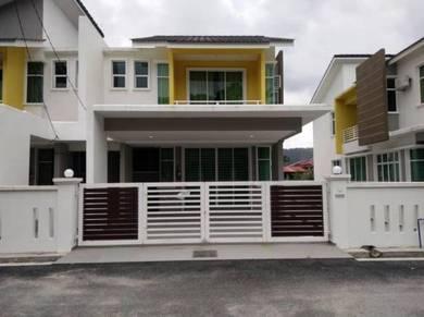 Semi-D House Kerteh For Rent