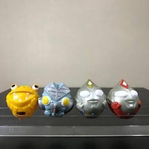 Ultraman Stress Toys Lot (4item)