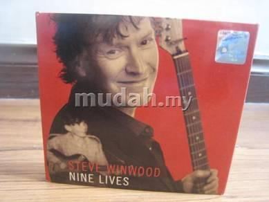 CD Steve Winwood - Nine Lives CD/DVD