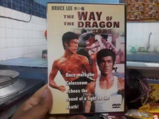 Dvd enter the dragon