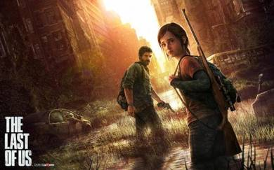 The last of us ps4 games poster V 1