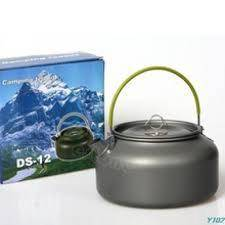 Ds-08 camping teapot