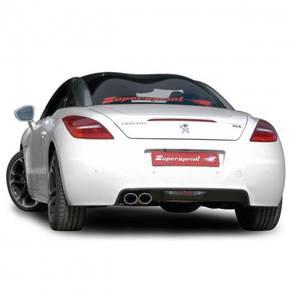 PEUGEOT RCZ 1.6 THP Supersprint exhaust system