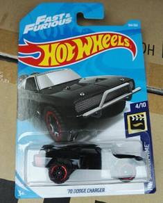 Hotwheels 70' Dodge Charger