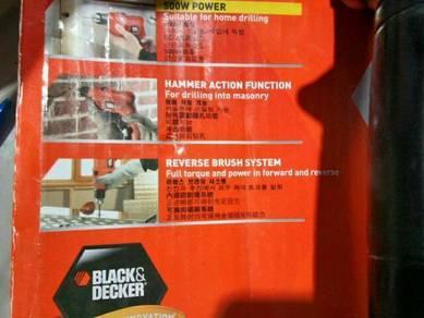 Drill Hammer Tools, brand Black & Decker