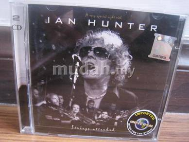 CD Ian Hunter - String Attached 2CD
