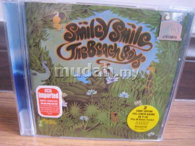 CD The Beach Boys - Smiley Smile/Wild Honey