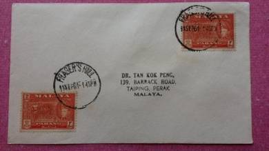 Cover FRASER'S HILL 1961 No 753 Scarce