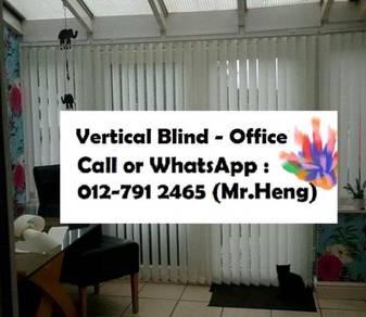 Simple Vertical Blind - New 45AH