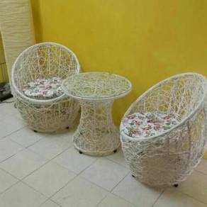 Kerusi santai + swing chair