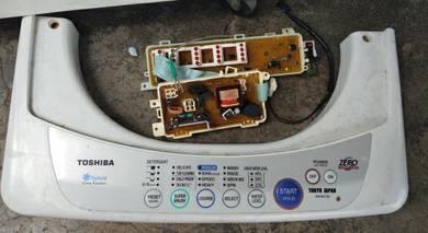Spare part mesin basuh Toshiba