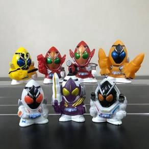 Finger Puppet/Chibi Kamen Rider Fourze Lot