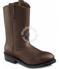 Safety Shoes Red Wing Men 11In Brown ST 2214