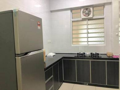 The Oasis Gelugor 1041sf Furnished Renovated Well Maintained 1 Carpark