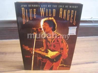 CD Jimmy Hendrix - Blue Wild Angel 2CD/DVD