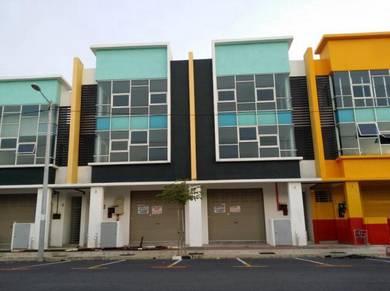 Tmn Merdeka Permai 2 Adjoining Three Storey Shop Office