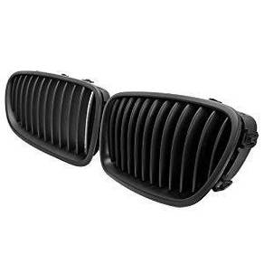 Front Grille Matte Black BMW F10 5-Series