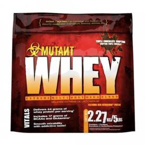 Mutant whey 5lbs (Triple Chocolate)