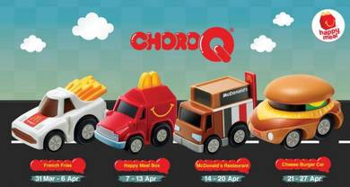 Happy Meal Toys - Choro Q Car