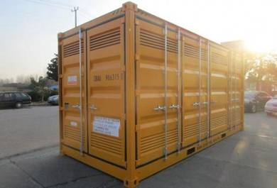 Specialized 20' Ft Container Storage
