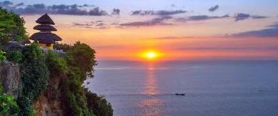 3D2N BALI Uluwatu & Turtle Island FULLBOARD