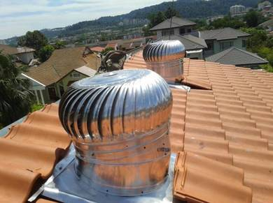 Wind turbine ventilator (u8k)