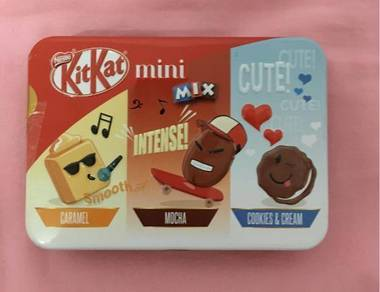 Kit Kat Collectible Tin