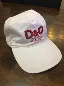 D&G Junior cap