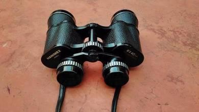 Teropong binocular Hanimex 10X40 vintage
