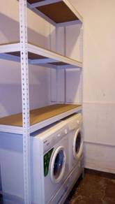 Laundry Space Saver From Boltless