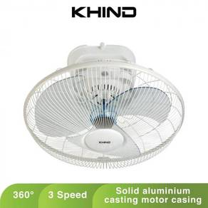 Khind Auto Fan AF1601 16''360°Oscillating FAN-NEW