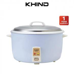 Khind Rice Cooker RC561 5.6L Keep Warm Functi-NEW