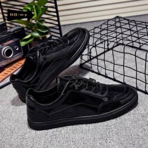Male��modern black leisure low-top shoes MS39