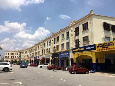 Corner Shop Apartment Taman Malim Jaya ,Bachang Melaka