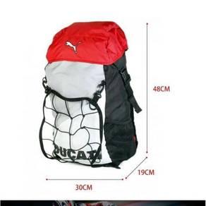 Puma ducati backpack (red)