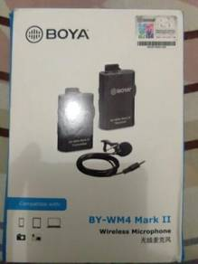 Mic Wireless Boya