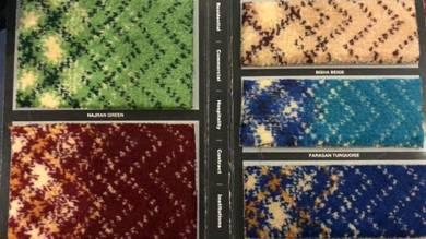 Saf Carpet / karpet masjid / idi88flooring