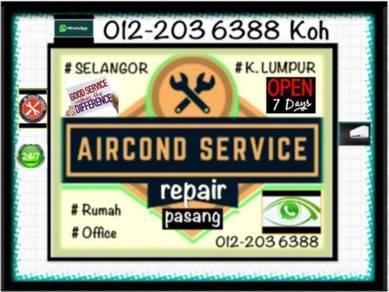 Aircond Best aircon KL/SEL- JALAN KUCHING dll