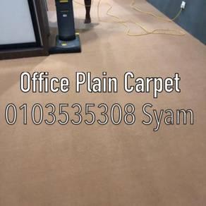 Siapasang carpet. karpet pejabat utara /R34ED