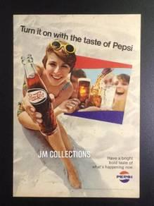 PepsiCola Old Magazine Advertisement 5.5