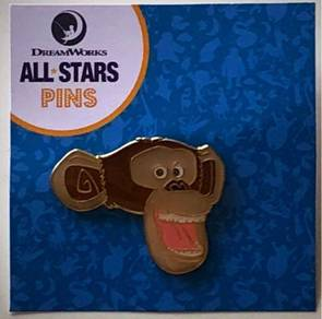 7 Eleven All Stars Pins (The Chimp)