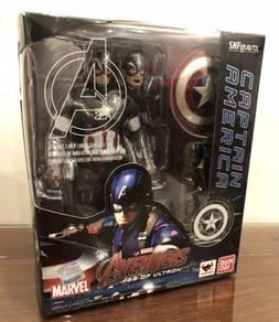 Captain America Age of Ultron S.H.Figuarts