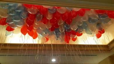 Anniversary Balloon Deco 00377