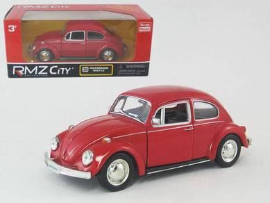 Kereta hiasan Volkswagen 1967 Beetle merah
