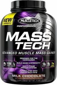 Muscletech mass tech gainer protein